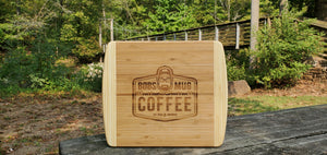 BMC Bamboo Cutting Board