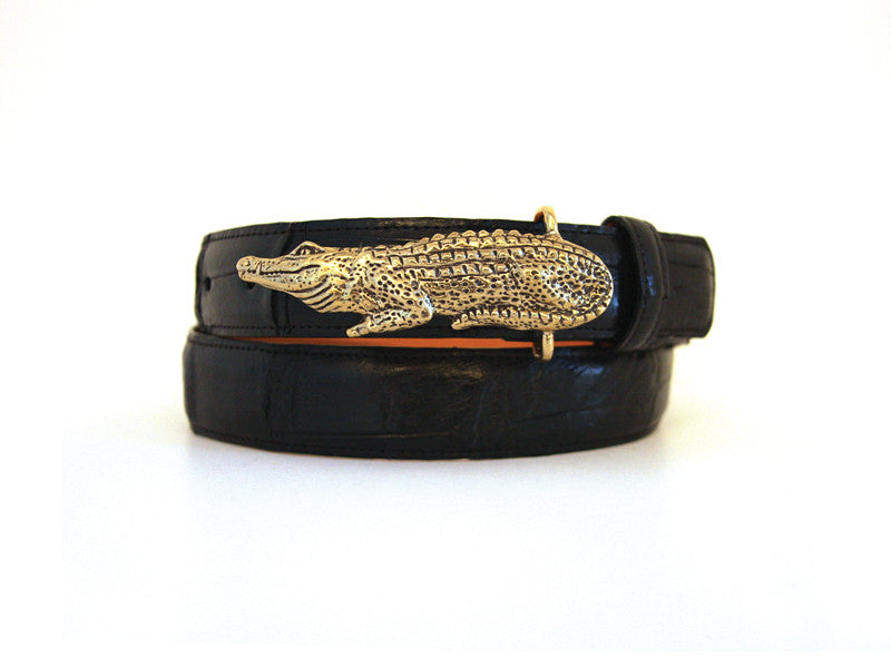 Alligator Buckle - Casa del Rio Collection - 1