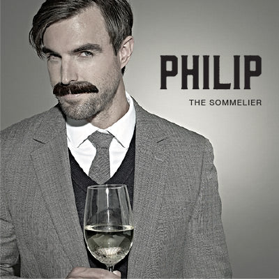 Philip, The Sommelier