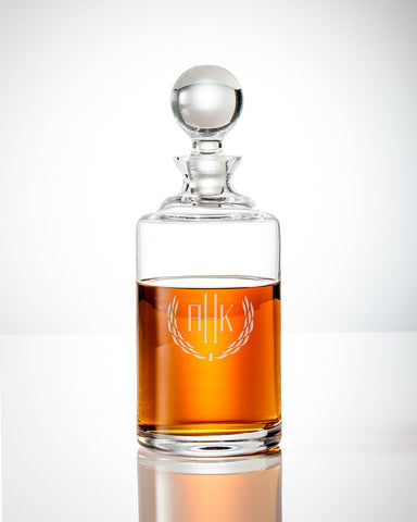 Bar None Decanter
