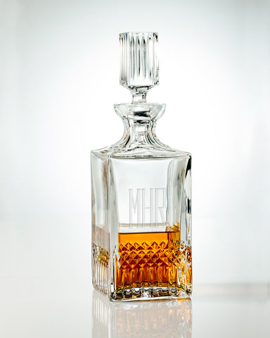 Bachelor Decanter