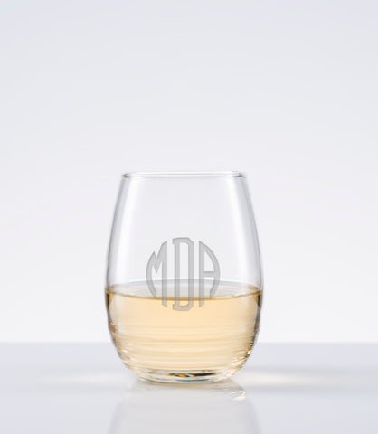 NEW! - Deco Stemless White Wine