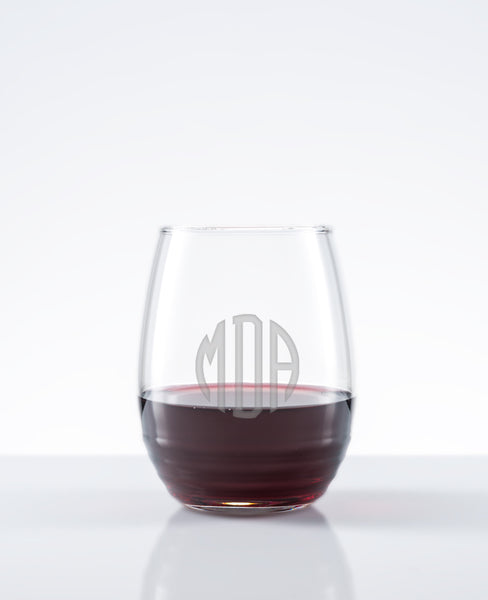 NEW! - Deco Stemless Red Wine
