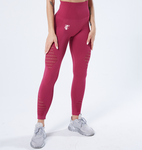 Leggings rouge Taylor Clarks beauty performance