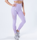 Leggings violet clair Taylor Clarks beauty performance