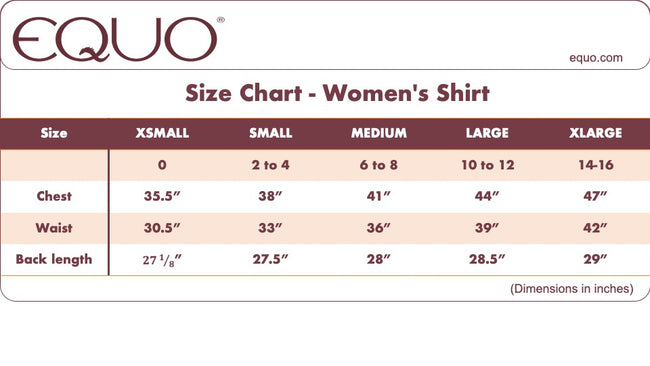 EQUO Active Tech Sun Shirt - Women's