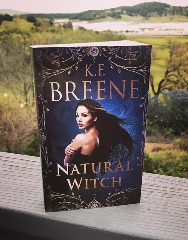 Natural Witch by KF Breene