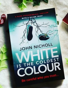 White Is the Coldest Color by John Nicholl