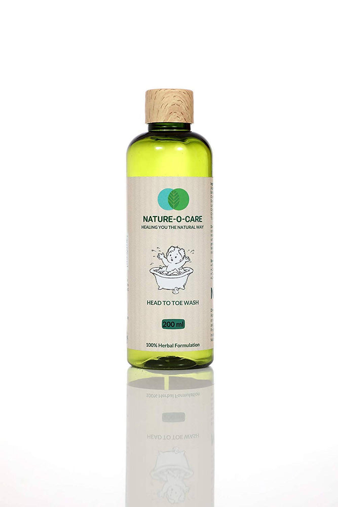 Nature-O-Care Head to Toe Wash 30ML