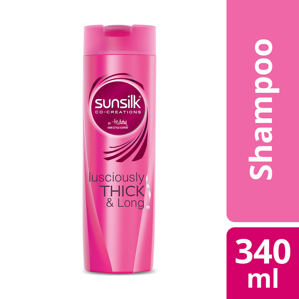 Sunsilk Lusciously Thick & Long Shampoo 340 ml