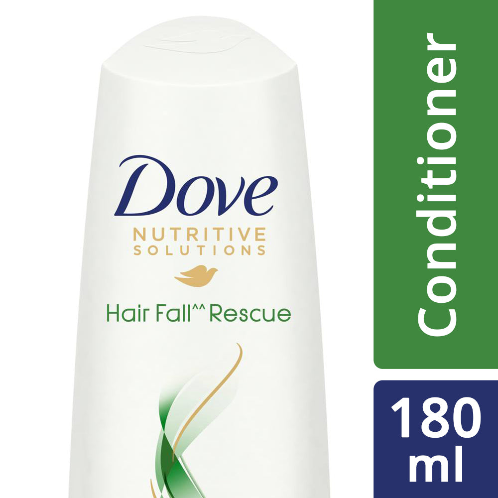 Dove Hair fall Rescue Conditioner, 180 ml