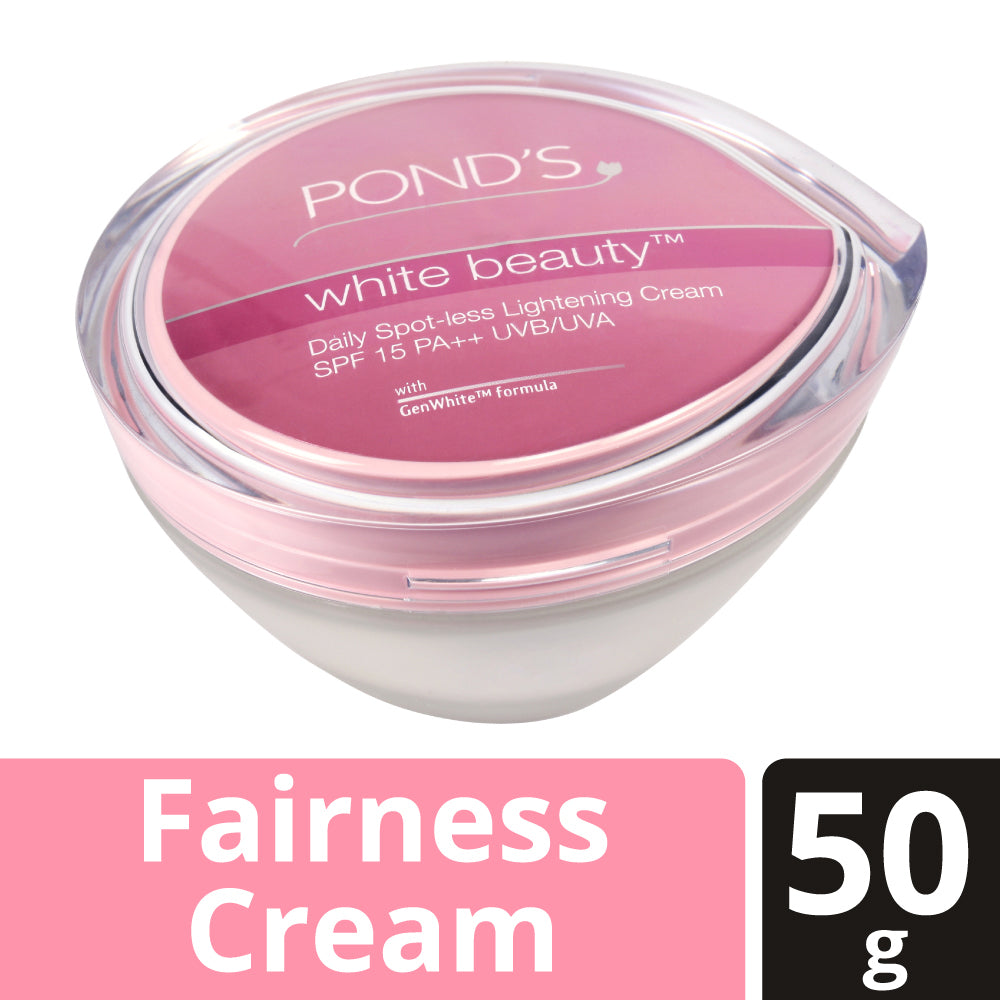 POND'S White Beauty SPF 15 PA Fairness Cream 50 g