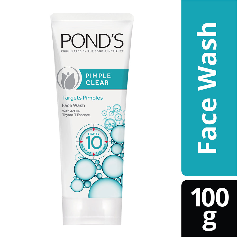 POND'S Pimple Clear Face Wash 100 g