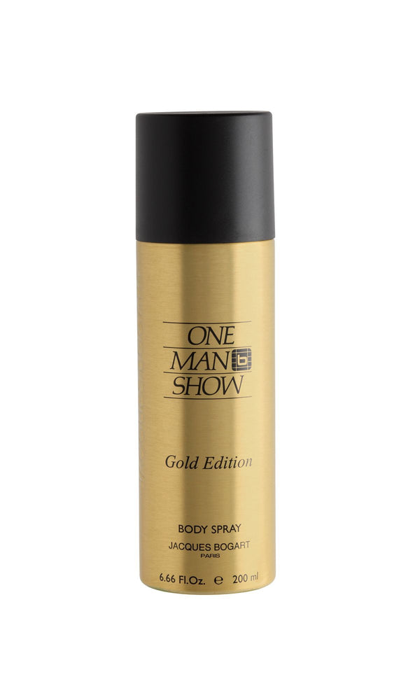 Jacques Bogart One Man Show Gold Deodorant Spray 200ml