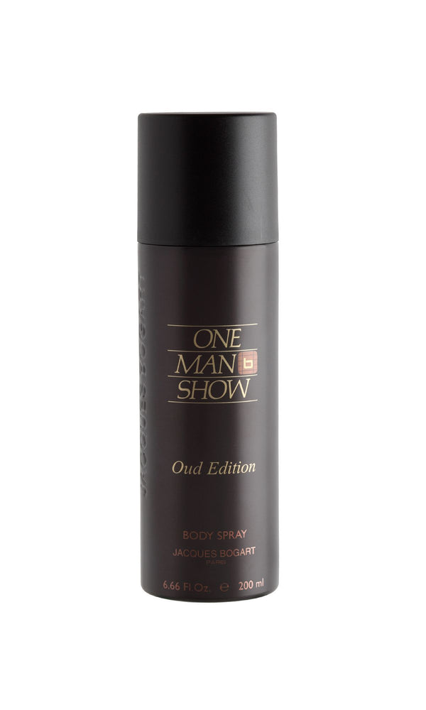 Jacques Bogart One Man Show Oud Deodorant Spray 200ml