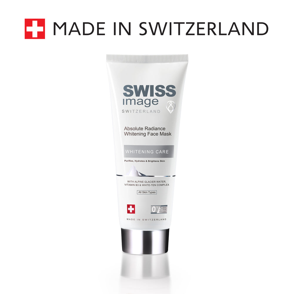 Swiss Image Absolute Radiance Whitening Face Mask