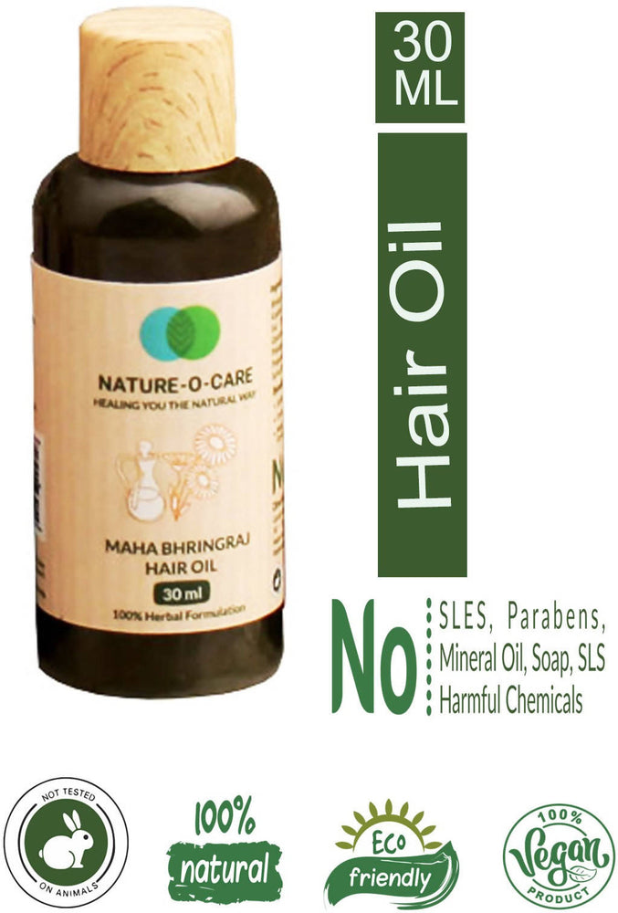 NATURE-O-CARE Maha Bringraj Hair Oil