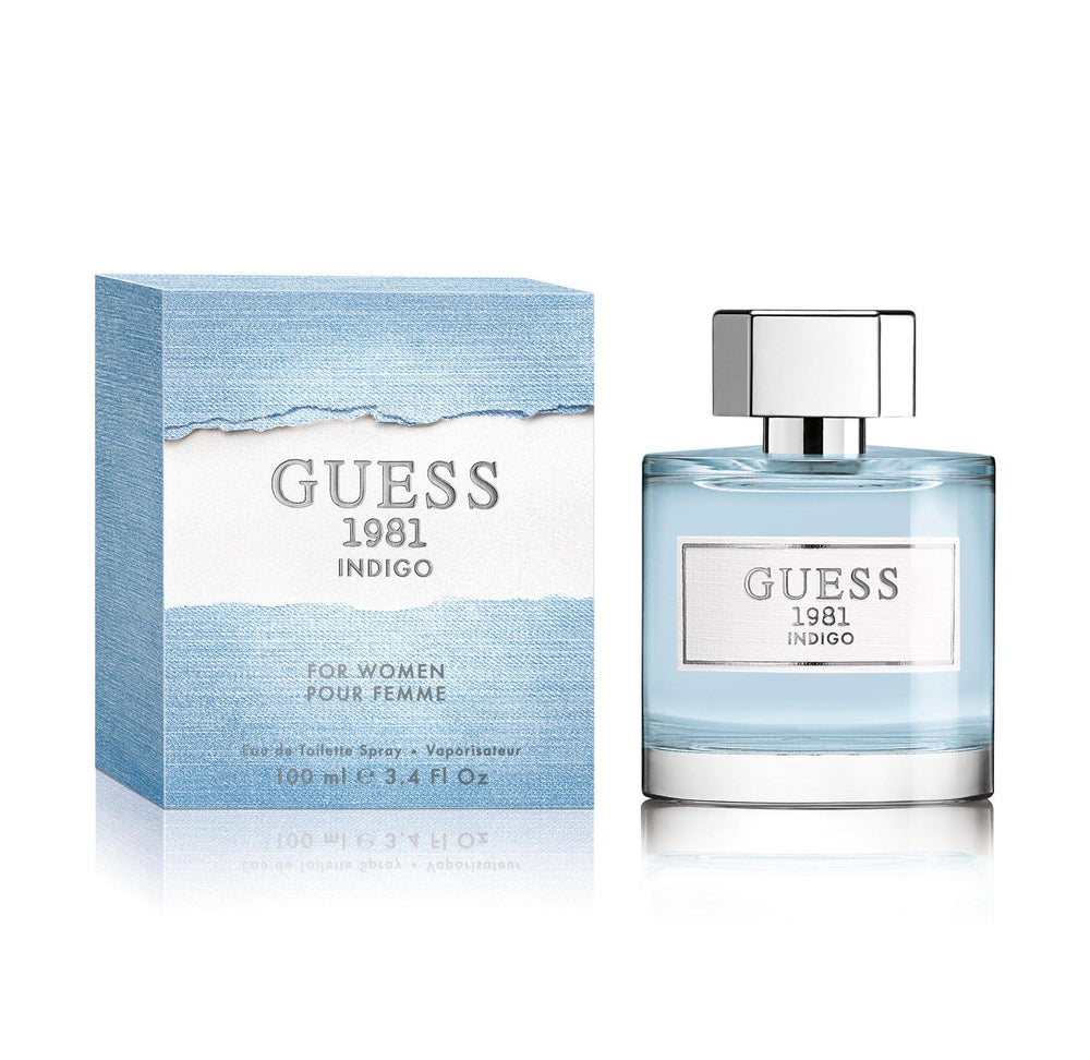 Guess 1981 Indigo W Eau de Toilette 100ml