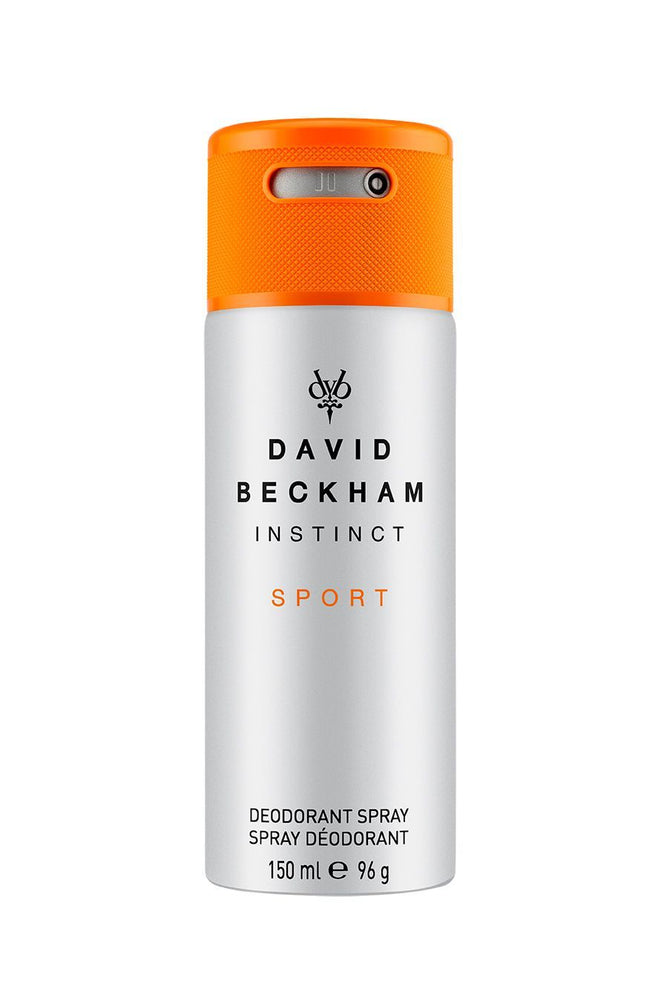 David Beckham Instinct Sport Deodorant Spray 150ml