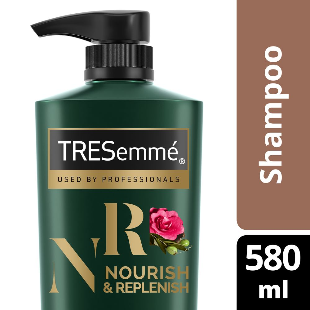 Tresemme Nourish&Replenish Shampoo 580 ml