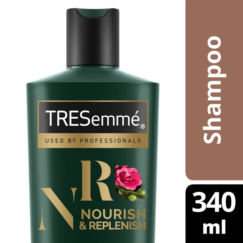 Tresemme Nourish&Replenish Shampoo 340 ml