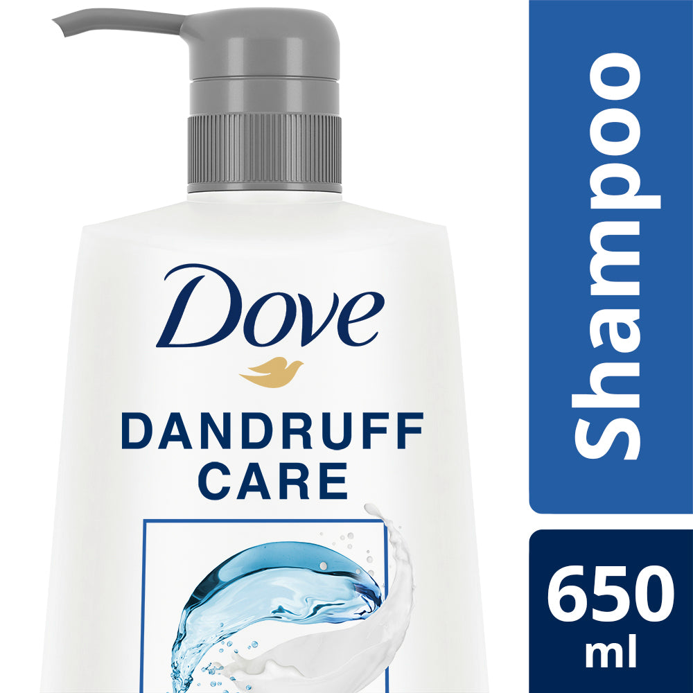 Dove Dandruff Care Shampoo, 650 ml