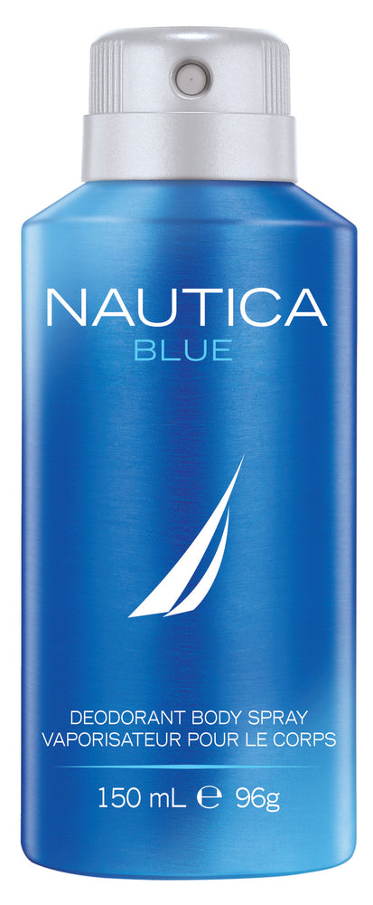 Nautica Blue Deodorant Spray 150ml, 5% Off