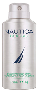 Nautica Classic Man Deodorant Spray 150ml, 5% Off