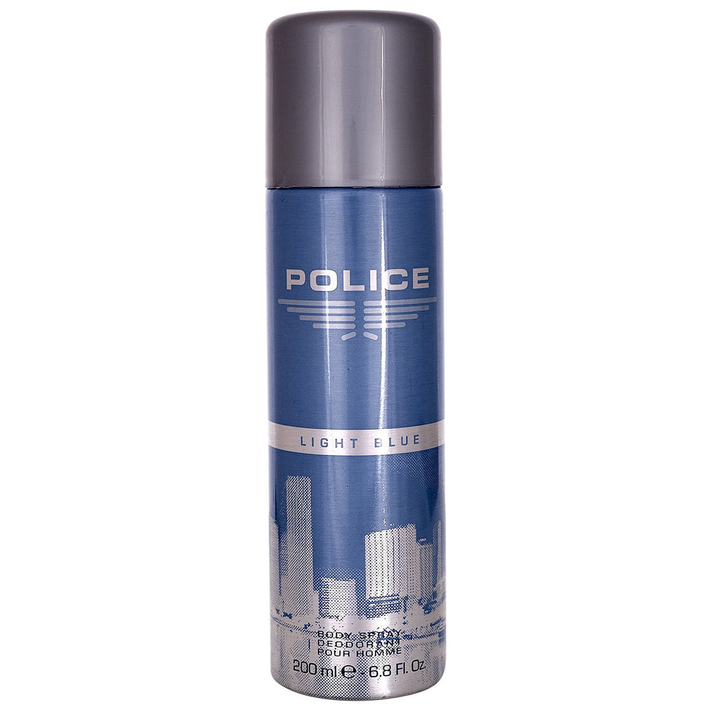 Police Light Blue Deodorant Spray 200ml, 5% Off