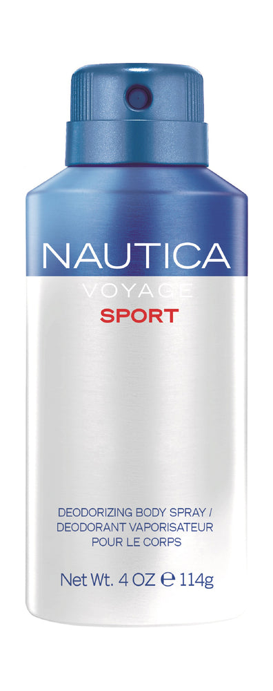 Nautica Voyage Man Sport Deodorant Spray 150ml, 5% Off