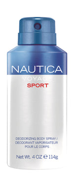 Nautica Voyage Man Sport Deodorant Spray 150ml