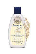 Aveeno Baby Soothing Relief Creamy Wash - 236ml