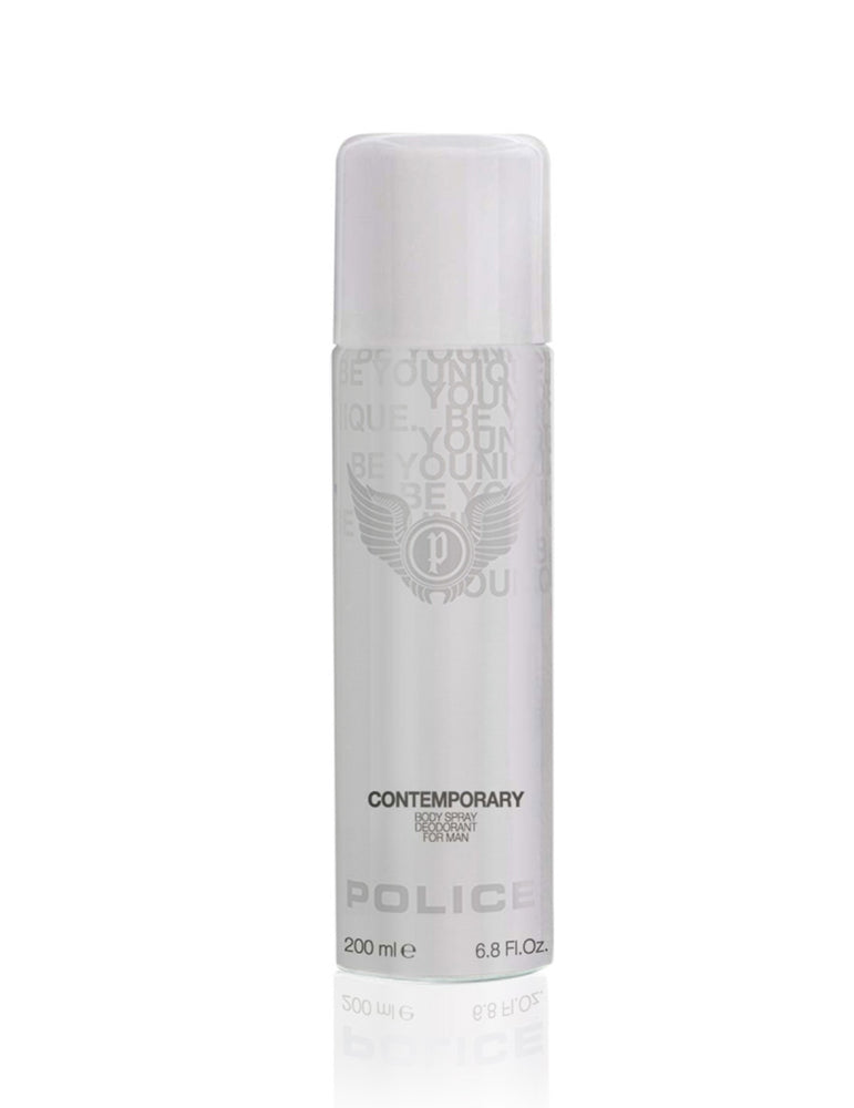 Police Contemporary Deodorant Spray 200ml, 5% Off