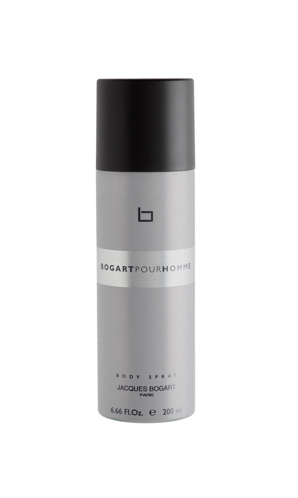 Jacques Bogart Pour Homme Deodorant Spray 200ml, 10% Off