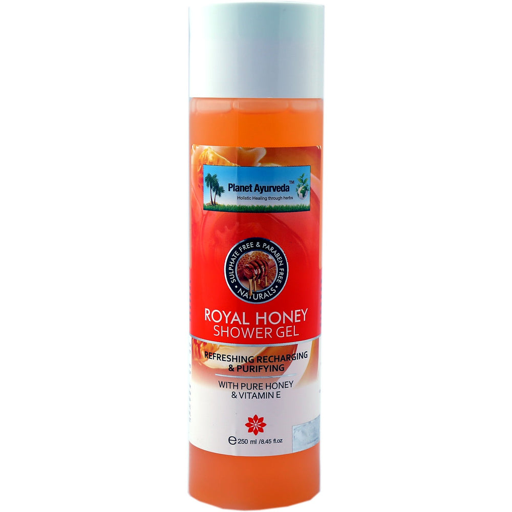 Royal Honey Shower Gel