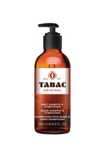 Tabac Beard Shampoo & Conditioner 200ml