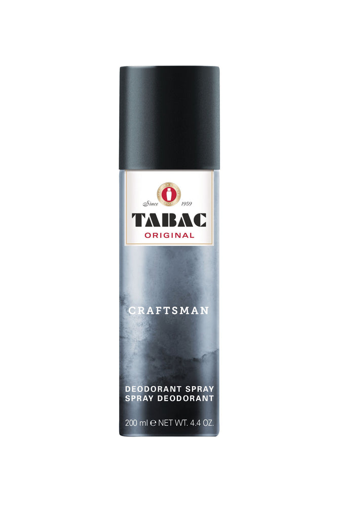 Tabac Craftsman Deodorant Spray 200ml, 20% Off