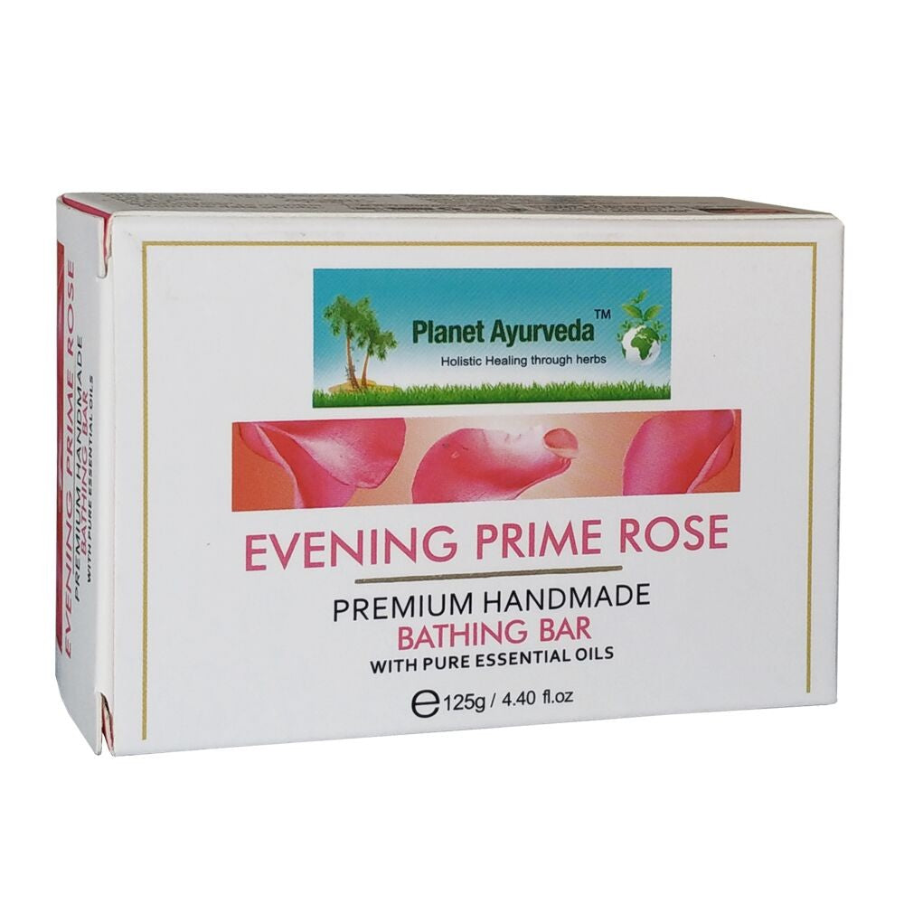 Evening Prime Rose Premium Handmade Bathing Bar - 2 Bars