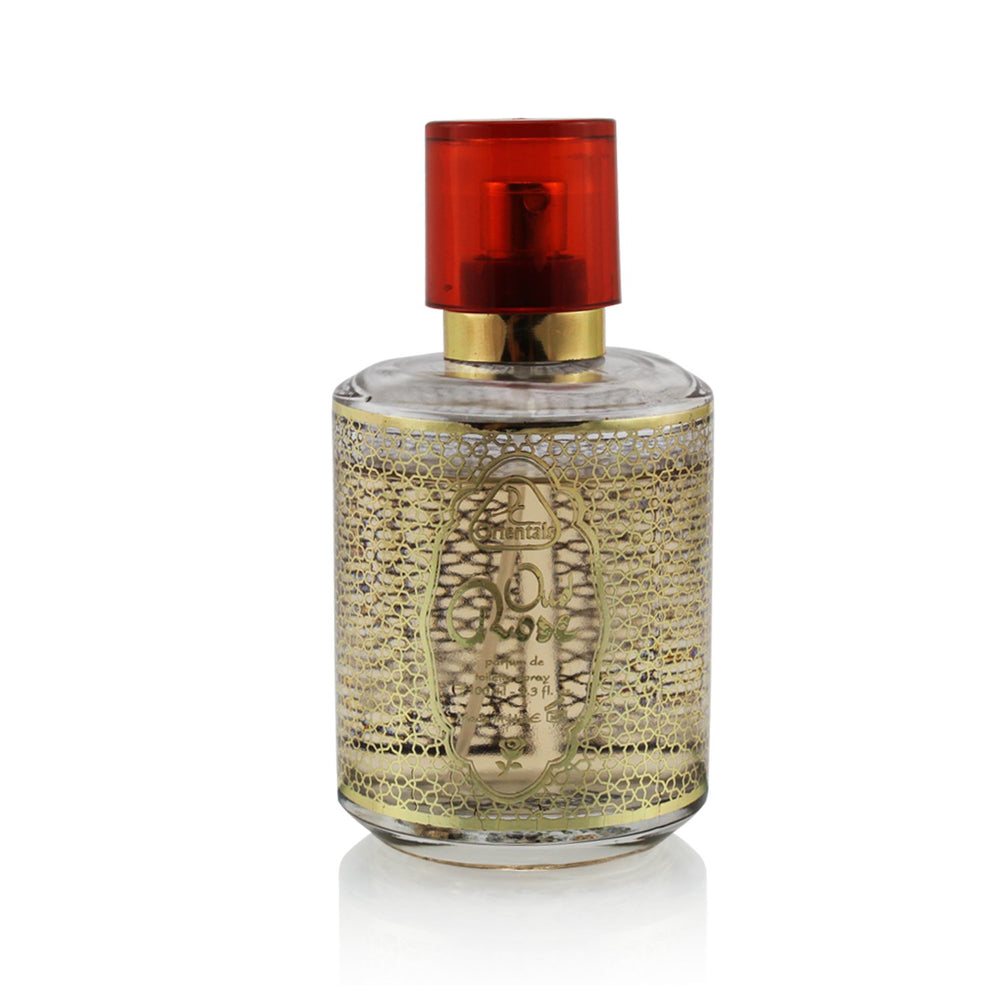 Dorall Collection Orientals Oud Rose Perfum de Toilette for Unisex 100ml, 40% Off