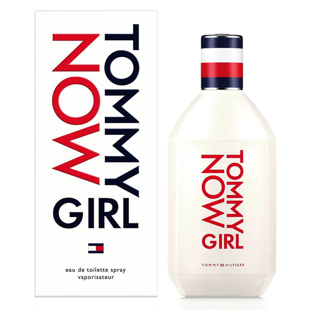 Tommy Hilfiger GIRL Now Eau de Toilette 100ml