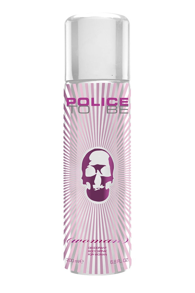 Police To Be Woman Deodorant Spray 200ml, 5% Off