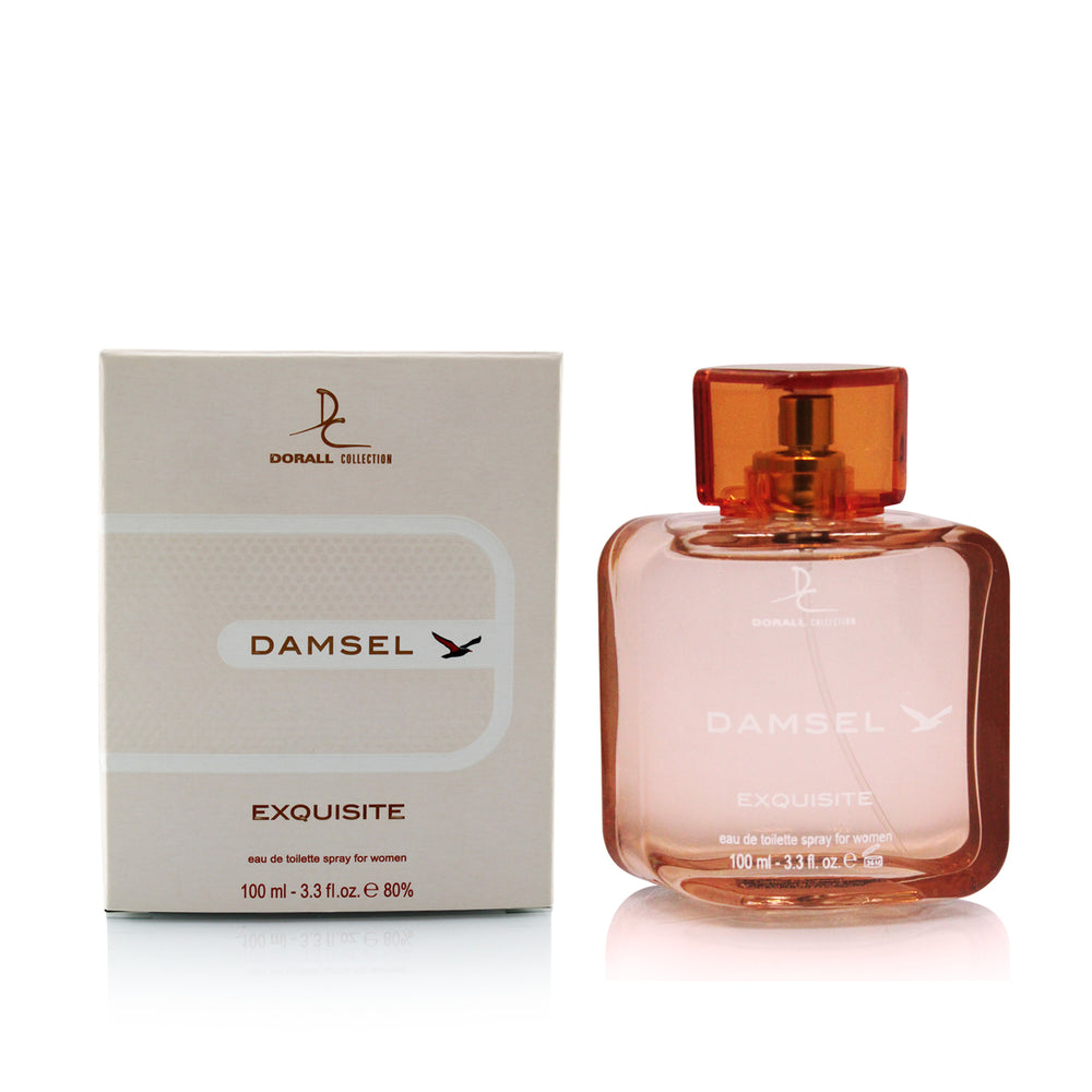 Dorall Collection Damsel Exquisite Eau de Toilette For Women 100ml, 40% Off