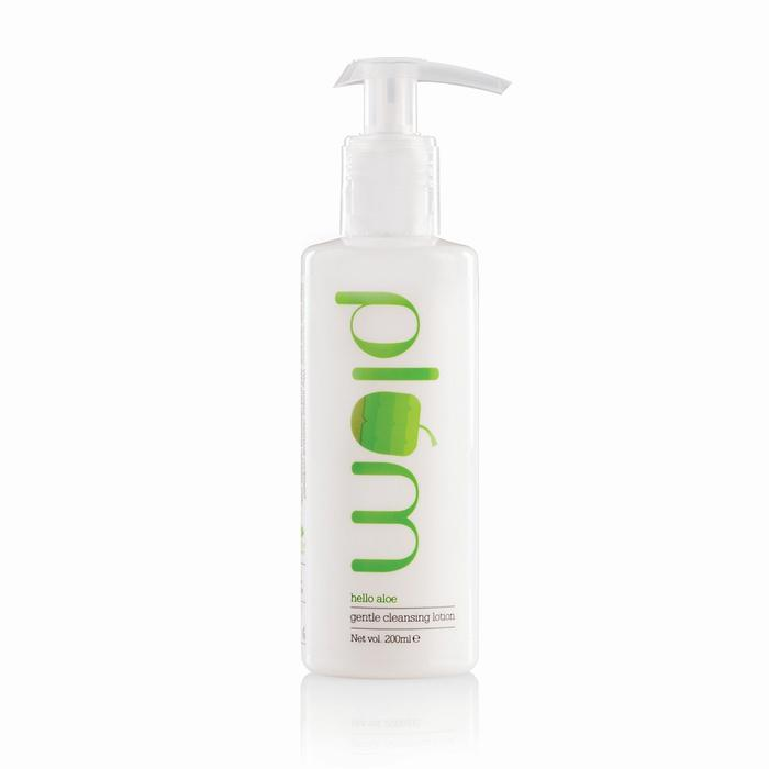 Plum Hello Aloe Gentle Cleansing Lotion