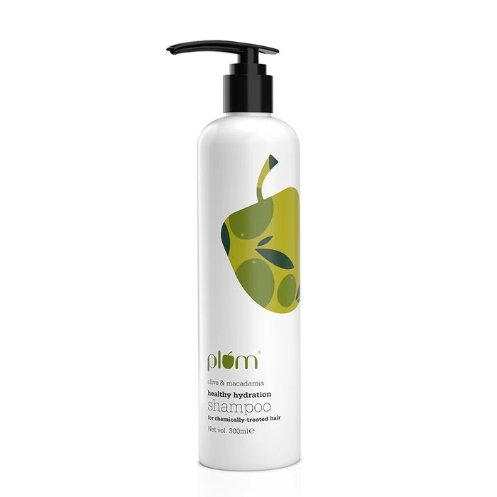 Plum Olive & Macadamia Healthy Hydration Shampoo - 300ml