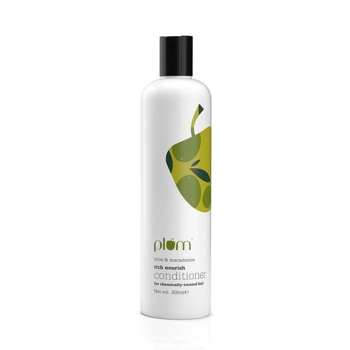 Plum Olive & Macadamia Rich Nourish Conditioner - 300ml