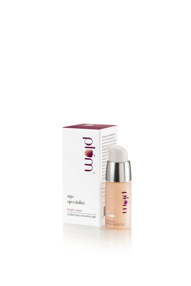 Plum Bright Years Under-Eye Recovery Gel