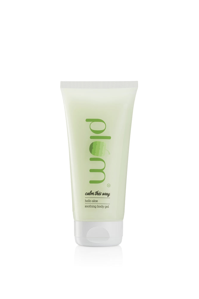 Plum Hello Aloe Calm This Way Soothing Gel 175ml