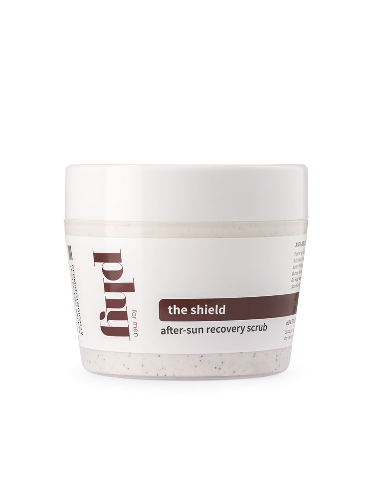 Phy The Shield After-Sun Recovery Scrub