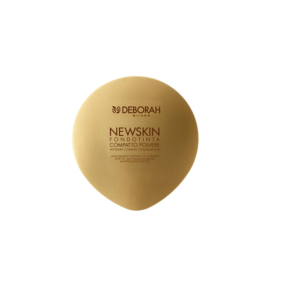 Deborah Milano Newskin Compact Foundation - 02 Natural