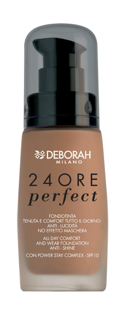 Deborah Milano 24Ore Perfect Foundation - 4 Apricot